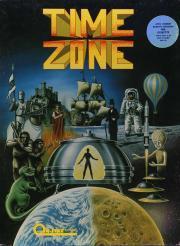 Cover von Time Zone