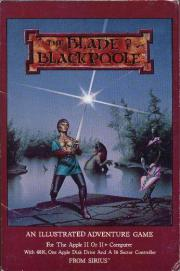 Cover von The Blade of Blackpoole