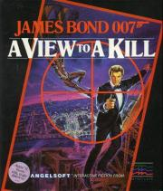 Cover von James Bond 007 - A View to a Kill