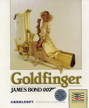 Cover von James Bond 007 - Goldfinger