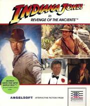 Cover von Indiana Jones in Revenge of the Ancients