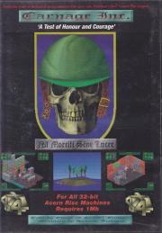 Cover von Carnage Inc.