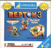 Cover von Repton 3