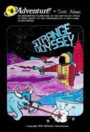 Cover von Strange Odyssey