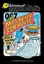 Cover von Mystery Fun House