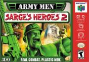 Cover von Army Men - Sarge's Heroes 2