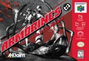 Cover von Armorines - Project SWARM