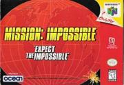 Cover von Mission: Impossible