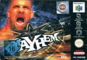 Cover von WCW Mayhem