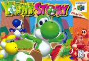 Cover von Yoshi's Story