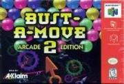 Cover von Bust-A-Move 2