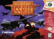 Cover von Aerofighters Assault