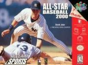 Cover von All-Star Baseball 2000