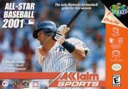 Cover von All-Star Baseball 2001