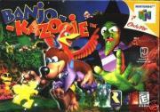 Cover von Banjo-Kazooie