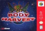 Cover von Body Harvest