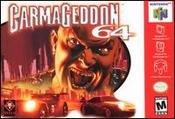 Cover von Carmageddon 64