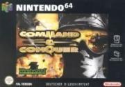 Cover von Command & Conquer 64