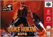 Cover von Duke Nukem 64