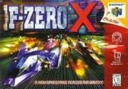 Cover von F-Zero X