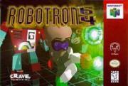 Cover von Robotron 64