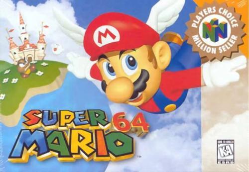Super Mario 64 Cheats Für Nintendo 64