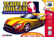 Cover von World Driver Championship