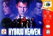 Cover von Hybrid Heaven