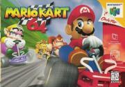 Cover von Mario Kart 64