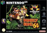 Cover von Donkey Kong 64