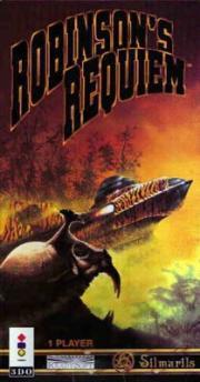 Cover von Robinson's Requiem