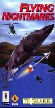 Cover von Flying Nightmares