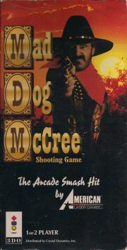 Cover von Mad Dog McCree
