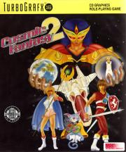 Cover von Cosmic Fantasy 2