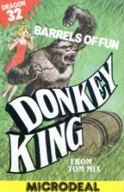 Cover von Donkey King