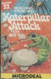 Cover von Katerpillar Attack