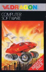 Cover von Lunar Rover Patrol