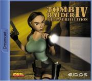 Cover von Tomb Raider 4 - The Last Revelation