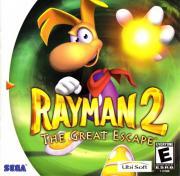 Cover von Rayman 2 - The Great Escape