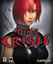 Cover von Dino Crisis