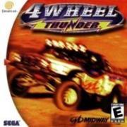 Cover von 4 Wheel Thunder
