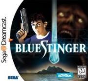Cover von Blue Stinger