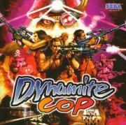 Cover von Dynamite Cop