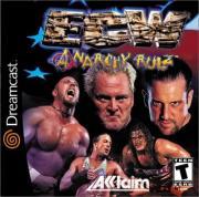 Cover von ECW - Anarchy Rulz