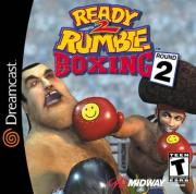 Cover von Ready 2 Rumble Boxing - Round 2
