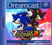 Cover von Sonic Adventure 2