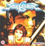Cover von Soul Calibur