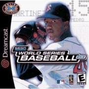 Cover von World Series Baseball 2K2