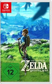 Cover von The Legend of Zelda - Breath of the Wild