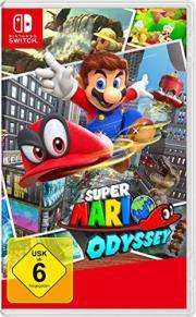 Cover von Super Mario Odyssey
